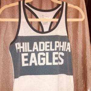 "Phila Eagles ""The NIKE Tee"" Tank DRI Fit SM"